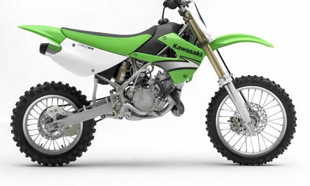 Manual de Kawasaki KX 100 o 85