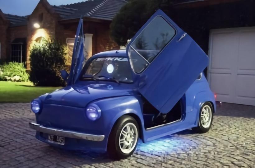 Fiat 600 tunning