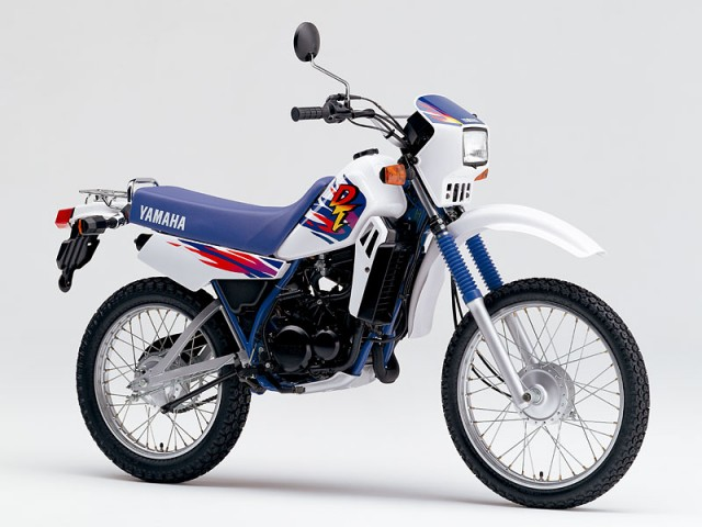 Manual del usuario de la Yamaha dt 50