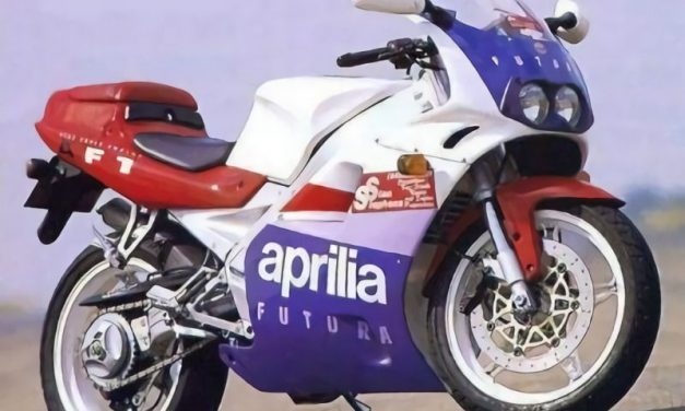 Manual Aprilia AF1 1992