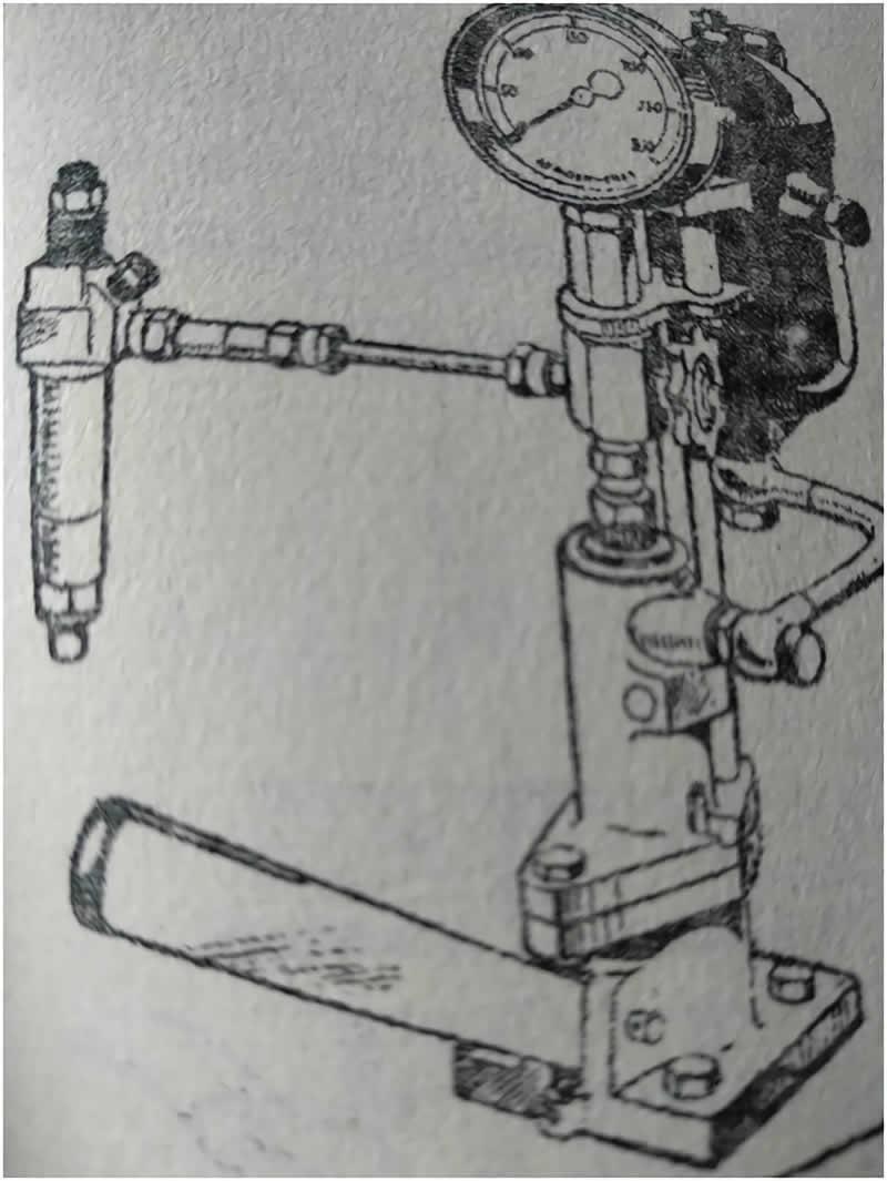 Inyectores para Motor Perkins