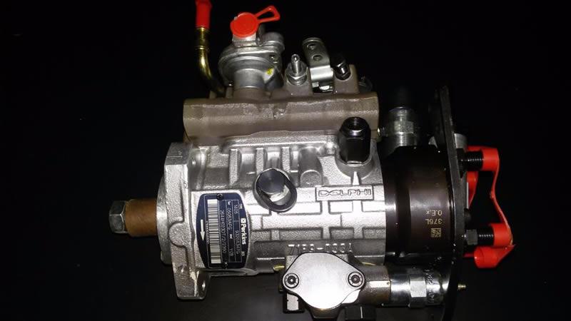 Mantenimiento de Inyectores para Motores Perkins Parte 2