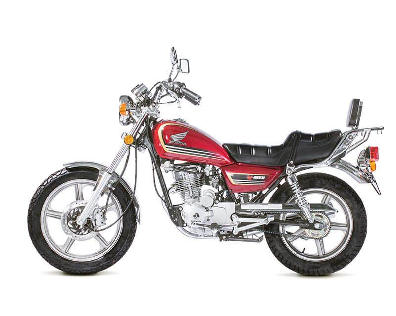 Manual de usuario Honda V Men