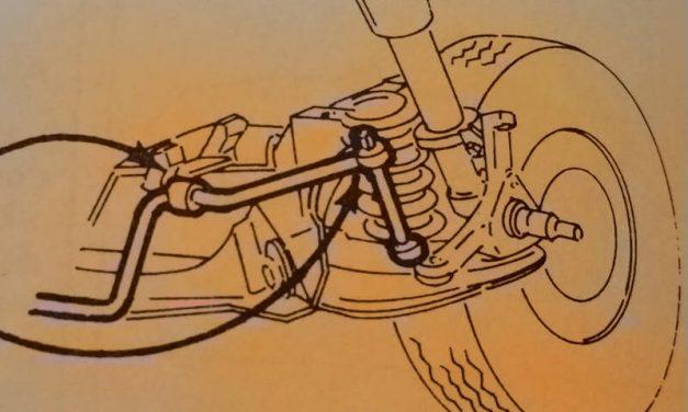 Reparación general de postes de suspensión segunda parte