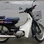 Manual de partes Yamaha V80